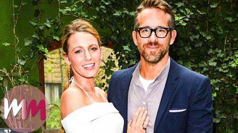 Top 10 Times Blake Lively & Ryan Reynolds Roasted Each Other
