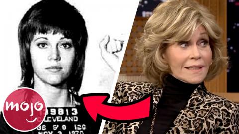 Top 10 Times Jane Fonda Was the Greatest