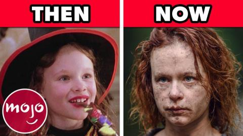 Top 10 Hocus Pocus Stars: Where Are They Now?