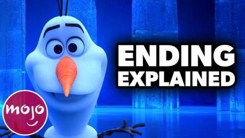 Frozen 2: Ending Explained!