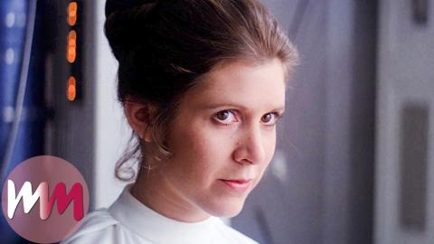 Top 10 Carrie Fisher Performances