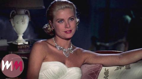 Top 10 Grace Kelly Fashion Moments in Movies