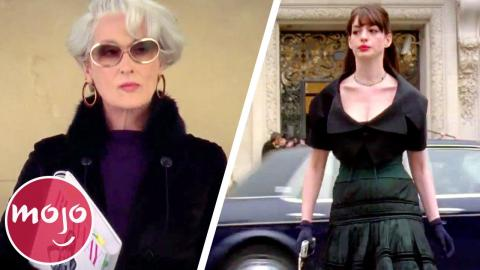 Top 10 Iconic The Devil Wears Prada Outfits