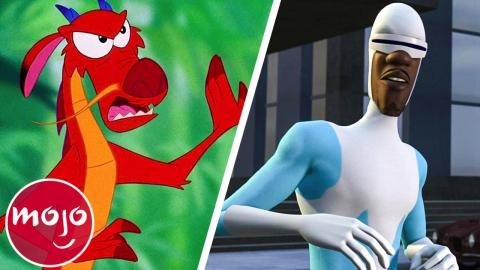 Top 10 Male Disney Characters That Deserve A Spinoff