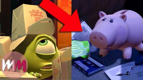 Top 10 Monsters, Inc Easter Eggs You Missed