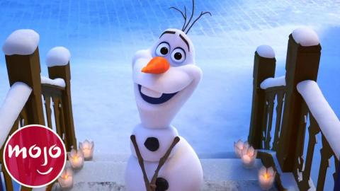 Top 10 Olaf Moments from Frozen