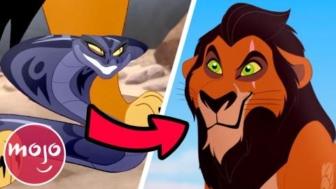 Top 10 Dark Origin Stories of Disney Villains