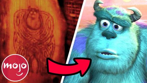 Top 10 Reasons the Pixar Universe Theory is True