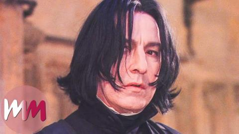 Top 10 Severus Snape Moments in Harry Potter