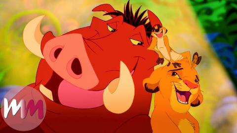 "Top 10 Songs From ""The Lion King"" Franchise"