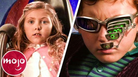 Top 10 Spy Kids Franchise Movie Moments