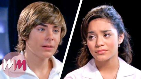 Top 10 Troy & Gabriella High School Musical Moments