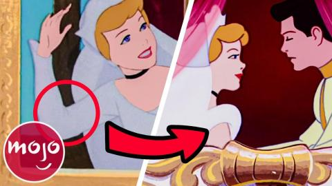 Top 20 Mistakes That Were Left in Disney Movies