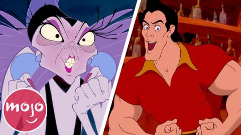 Top 20 Disney Villains of All Time