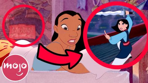 Top 20 Hidden Easter Eggs in Disney Movies
