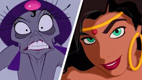 Top 20 Underrated Female Disney Characters