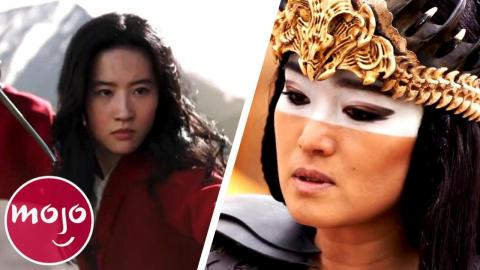 Top 5 Reasons The Mulan Trailer Has Us Excited