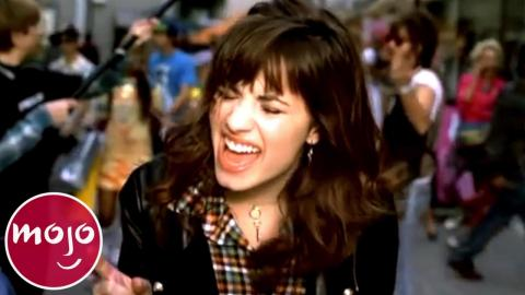 Top 10 Disney Channel Music Videos From Your Childhood
