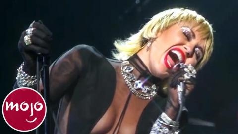 Top 10 Best Miley Cyrus Live Performances