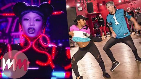 Top 5 Choreographed Dances to Nicki Minaj's Chun-Li