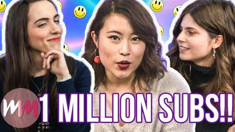 1 Million subs! + Reading your comments, Best of 2017, & CONTEST!