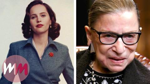Top 10 Amazing Facts About Ruth Bader Ginsburg