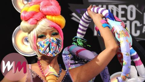Top 10 Craziest MTV VMA Outfits of All Time