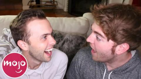 Top 10 Cutest Shane Dawson & Ryland Adams Moments