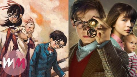 Top 10 Differences Between A Series of Unfortunate Events Books & TV Show