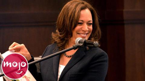 Top 10 Things You Didn't Know About Kamala Harris
