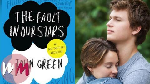 Top 10 YA Romance Novels of the 2010s
