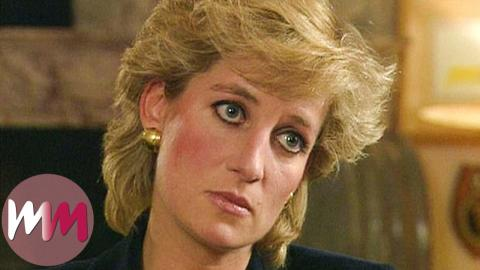 Top 5 Hidden Secrets about Princess Diana