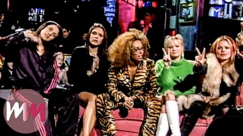 Spice Girls Talk Girl Power in Iconic Interview: 1997