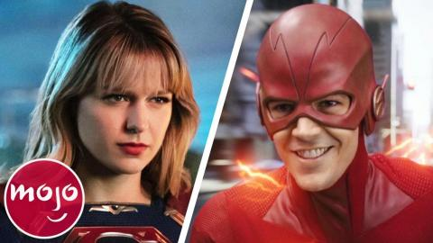 Every CW Superhero Show: RANKED!