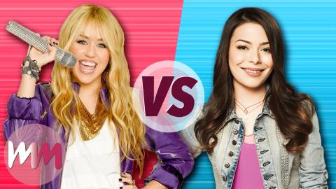 Disney Channel VS Nickelodeon: Battle of the Channels!