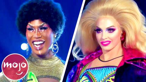Drag Race Recap: Girl Group Challenge with Lip-Sync Guest Alyssa Edwards | MsMojo's Drag Race RuCap