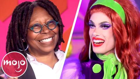 Drag Race Recap: Whoopi Goldberg Judges the One-Queen Show Comedy Challenge | MsMojo's Drag Race RuCap