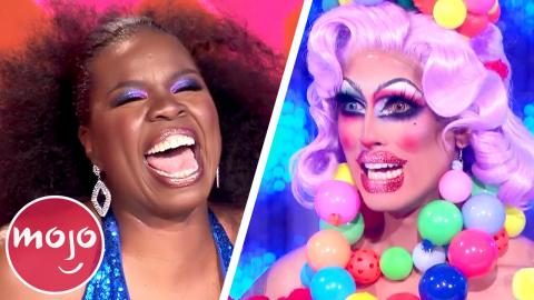 Drag Race Recap: Leslie Jones Judges The Ball Ball | MsMojo's Drag Race RuCap