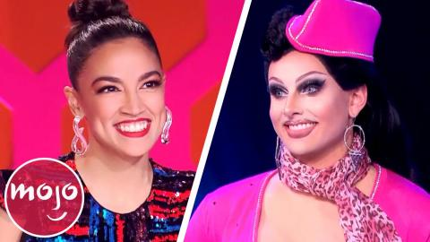 Drag Race Recap: Madonna Rusical Featuring Judges AOC and Winnie Harlow | MsMojo's Drag Race RuCap