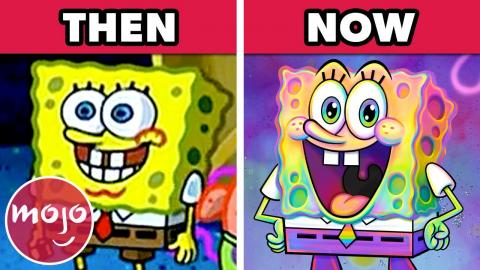 The Evolution of Nickelodeon