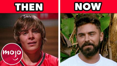 The Evolution of Zac Efron