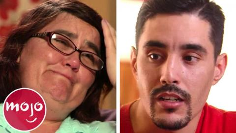 Top 10 Craziest 90 Day Fiancé Fights