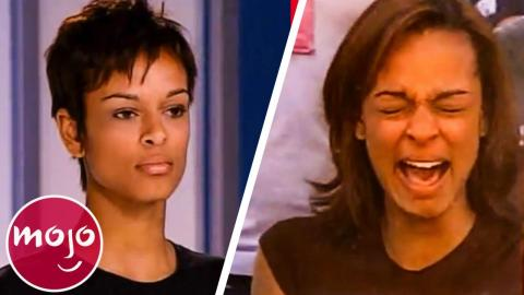 Top 10 America's Next Top Model Makeover Meltdowns