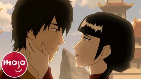 Top 10 Avatar: The Last Airbender and The Legend of Korra Couples