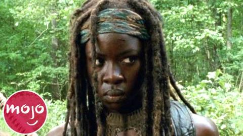Top 10 Badass Michonne The Walking Dead Moments