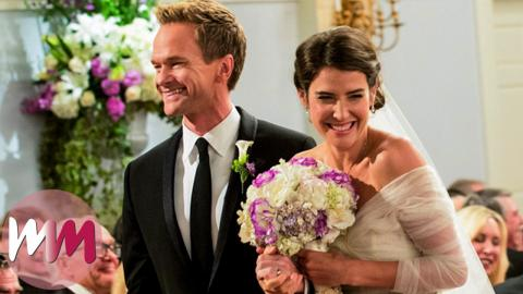 Top 10 Memorable Barney & Robin Moments