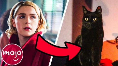Chilling Adventures of Sabrina: Top 10 Behind the Scenes Secrets!