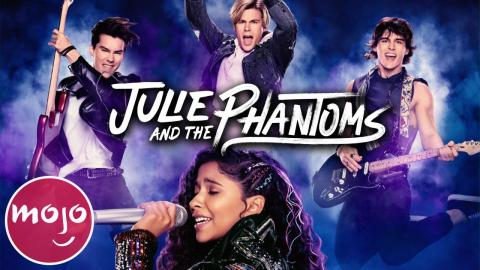 Top 10 Behind-the-Scenes Facts About Julie and the Phantoms