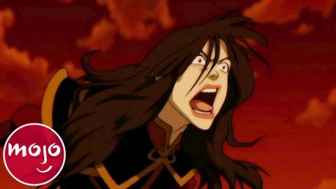 Top 10 Best Azula Moments on Avatar: The Last Airbender