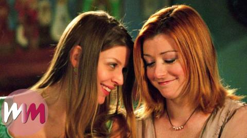 Top 10 Best Buffy the Vampire Slayer Couples